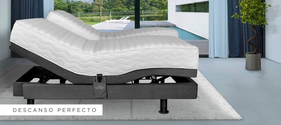 Cama electrica reclinable